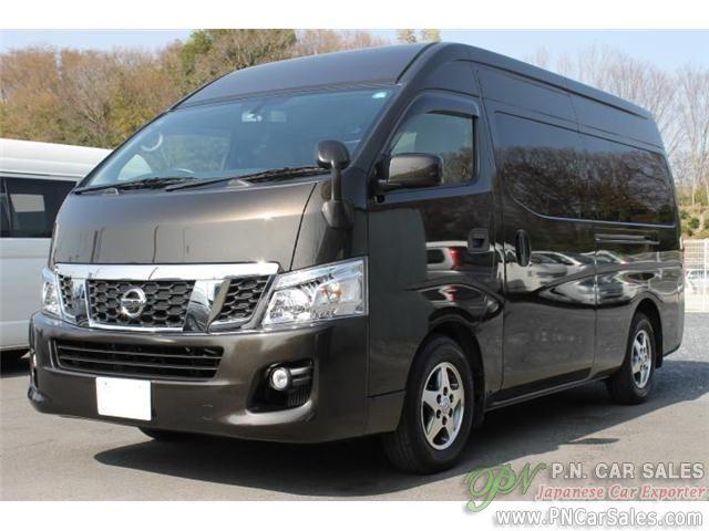 Japan Used Nissan Caravan Van Lfd Cw4e26 2013 Sn3101 P N