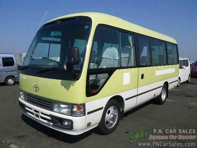 1cc849d56e Japan Used Toyota Coaster PB-XZB40(2007)  SN3113
