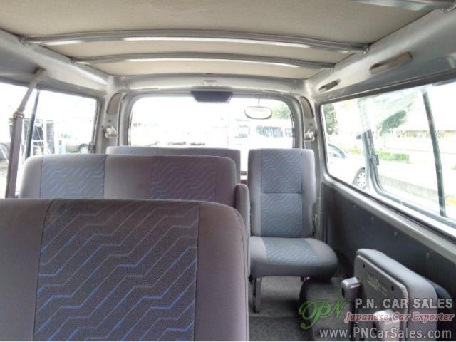 Japan Used Nissan Caravan Van TA QGE252006 SN3134