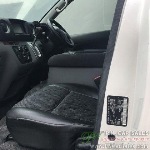 Japan Used Nissan Caravan Van LDF VW2E262012 SN3164