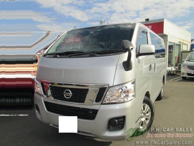 Japan Used Nissan Caravan Van Ldf Vw2e26 2013 Sn3170 P N