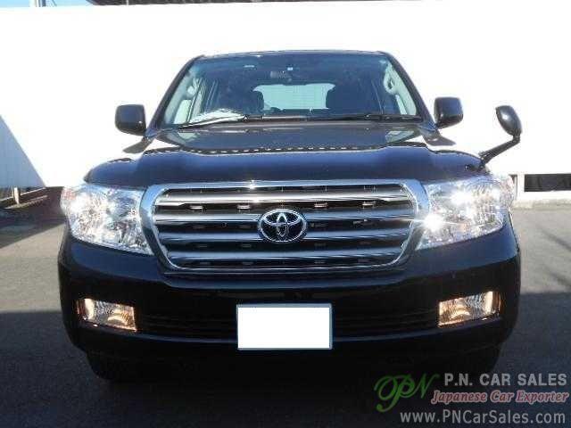 Japan Used Toyota Land Cruiser CBA-URJ202(2010) /SN3213 | P N