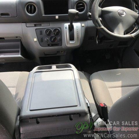 Japan Used Nissan Caravan Van Ldf Vw6e26 2015 Sn3307 P N